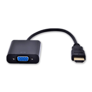 HDMI naar VGA Adapter - Voorkant