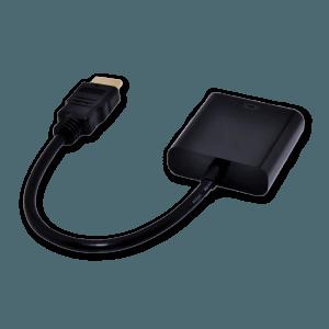 HDMI naar VGA Adapter - Achterkant