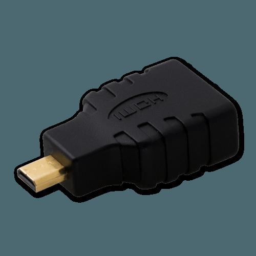 Micro HDMI naar HDMI Verloopstekker