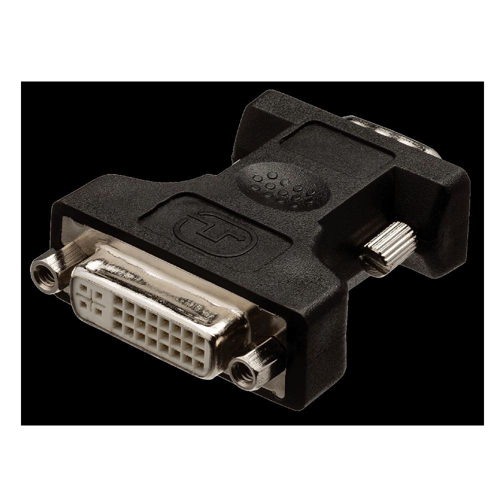 VGA naar DVI-I Adapter - DVI-I Aansluiting (Vrouwelijk)