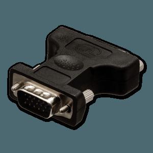 VGA naar DVI-I Adapter - VGA Aansluiting (Mannelijk)