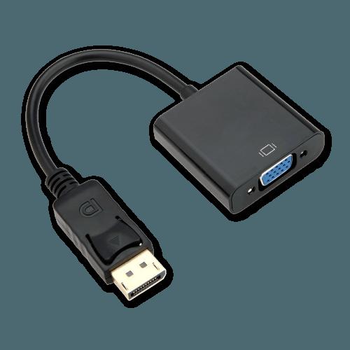 DisplayPort naar VGA Adapter
