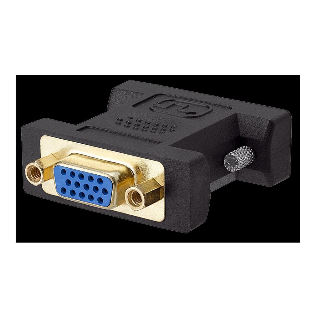 DVI-I naar VGA Adapter - VGA Aansluiting (Vrouwelijk)