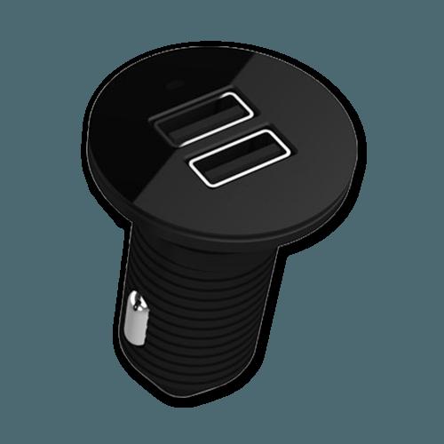 USB Autolader - 2 Poorts