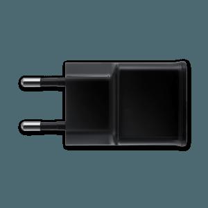 USB Oplader - Bovenkant