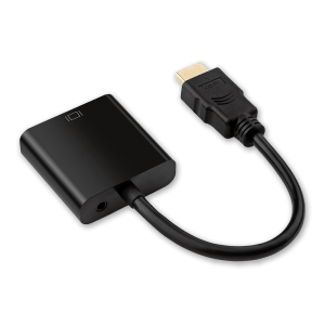HDMI naar VGA (+ Audio) Adapter - Achterkant
