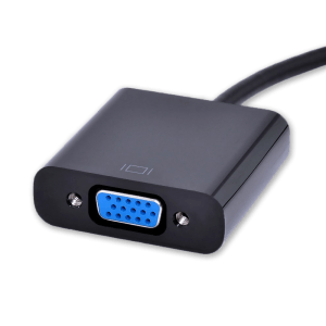 HDMI naar VGA (+ Audio) Adapter - VGA Aansluiting (Vrouwelijk)