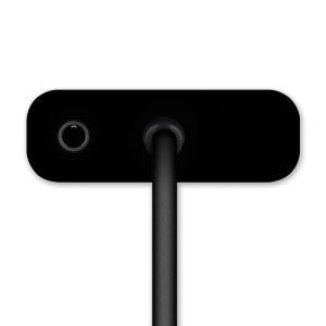 HDMI naar VGA (+ Audio) Adapter - Achterkant VGA Aansluiting