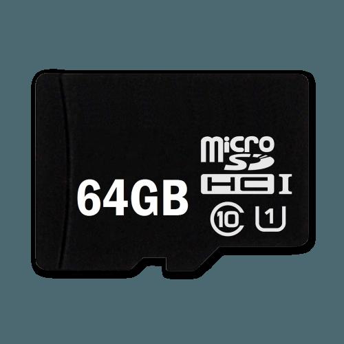 Micro SD Kaart - 64GB