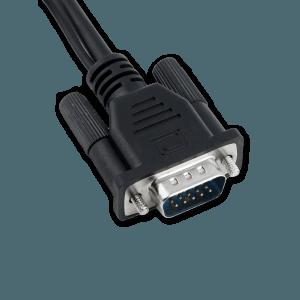 VGA (+ Audio) naar HDMI Adapter - VGA Aansluiting (Mannelijk)