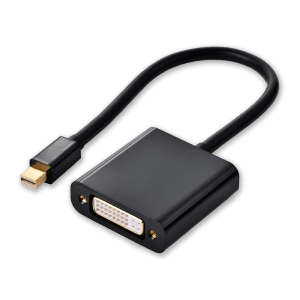 Mini DisplayPort naar DVI Adapter - Voorkant