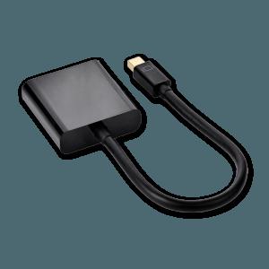 Mini DisplayPort naar DVI Adapter - Achterkant