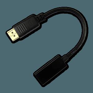 DisplayPort naar HDMI Adapter - Bovenkant