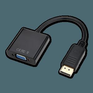 DisplayPort naar VGA Adapter - Zijkant