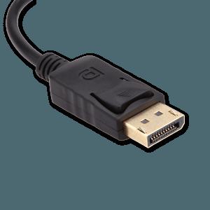 DisplayPort naar VGA Adapter - DisplayPort Aansluiting (Mannelijk)