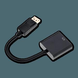 DisplayPort naar DVI Adapter - Achterkant