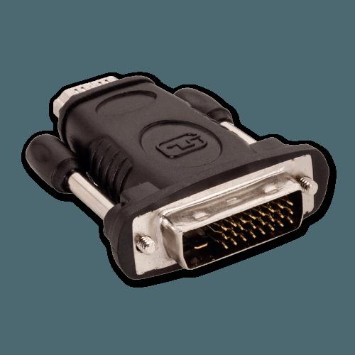 DVI-D naar HDMI Adapter - DVI Aansluiting (Mannelijk)