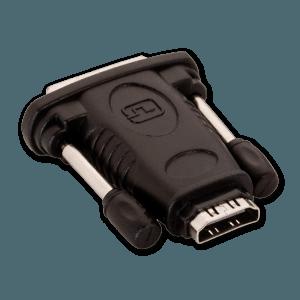 DVI-D naar HDMI Adapter - HDMI Aansluiting (Vrouwelijk)