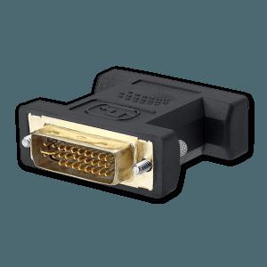 DVI-I naar VGA Adapter - DVI Aansluiting (Mannelijk)