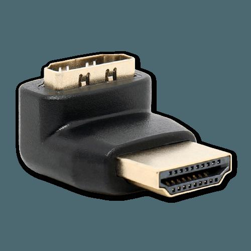 HDMI Haaks Verloopstuk - 270 Graden