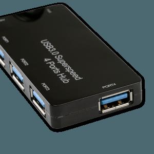 USB 3.0 Hub - USB Poort