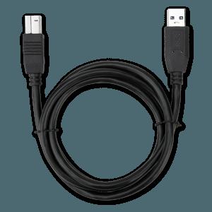 USB 3.0 Printerkabel - Opgerold