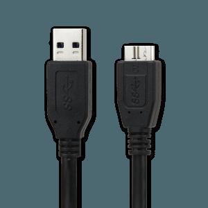USB 3.0 Datakabel - Voorkant