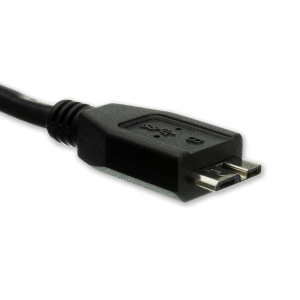 USB 3.0 Datakabel - USB Micro B Aansluiting (Mannelijk)