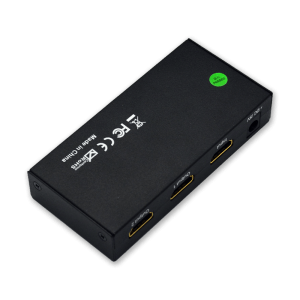HDMI Splitter 1x2 - Onderkant