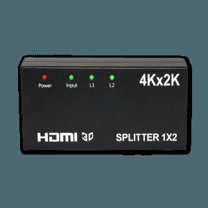 HDMI Splitter 1x2 - Voorkant