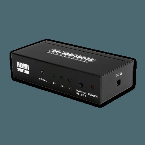 HDMI Switch 3x1