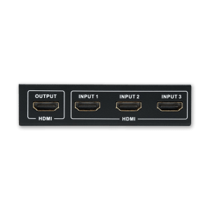 HDMI Switch 3x1 - Achterkant