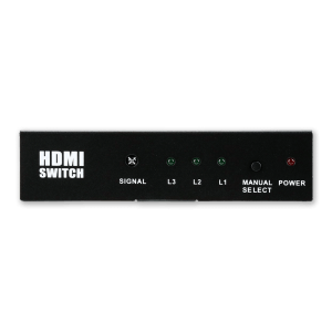 HDMI Switch 3x1 - Voorkant
