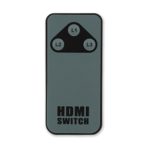 HDMI Switch 3x1 - Afstandsbediening