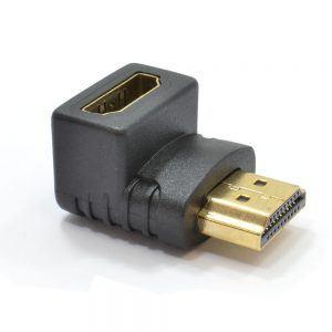 HDMI adapter 90 graden haaks